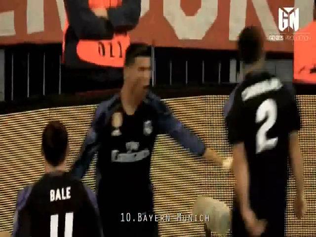 Vidal: 'Với tôi, Ronaldo không tồn tại'