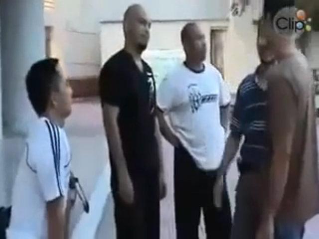 Pierre Francois Flores vs Tuấn