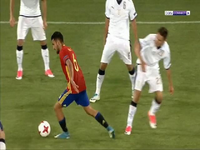 U21 Tây Ban Nha 3-1 U21 Italia