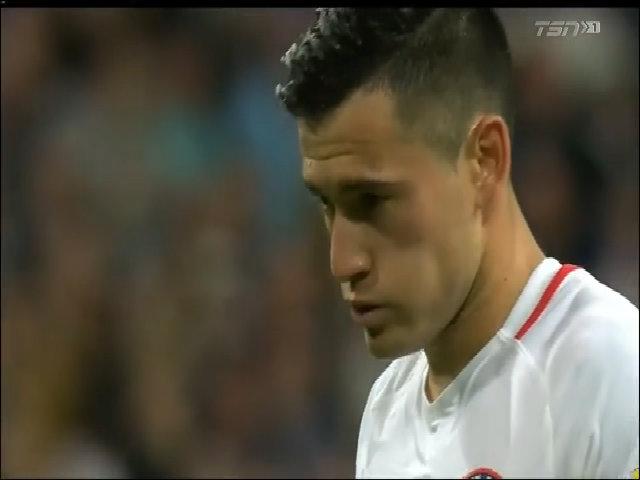 Bồ Đào Nha 0-0 Chile (pen 0-3)