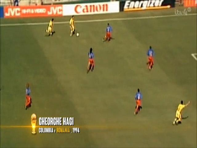 Hagi ghi bàn ở world cup 1994