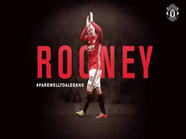 Man Utd làm video đặc biệt tri ân 13 năm cống hiến của Rooney