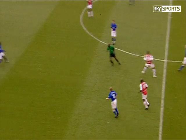 Những bàn thắng đẹp của Rooney tại Everton