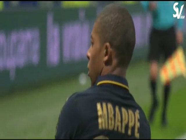Monaco cô lập Mbappe