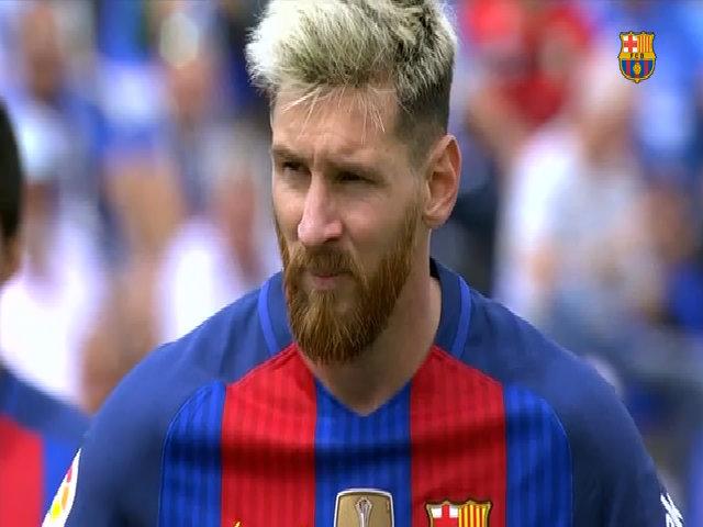 Những bàn thắng trên chấm 11m của Messi