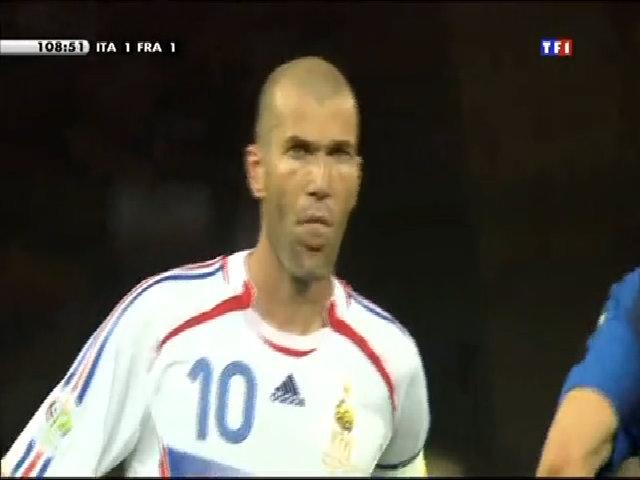 Materazzi - Zidane