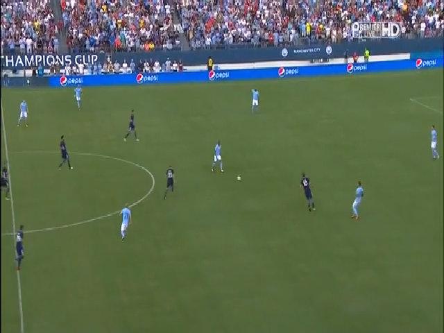 Man City 3-0 Tottenham