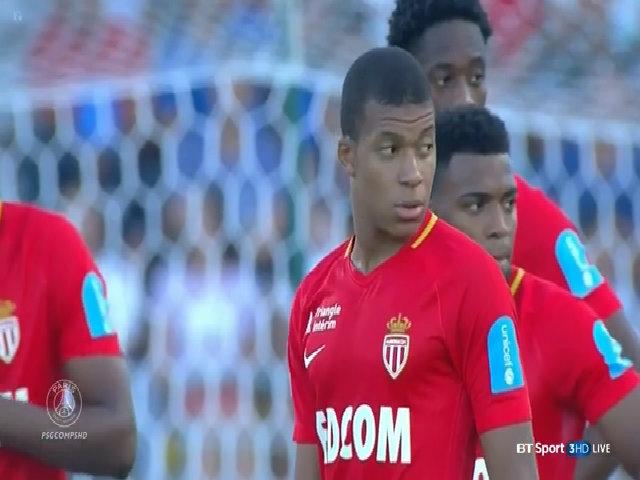 Siêu Cup Pháp 2017: PSG 2-1 Monaco