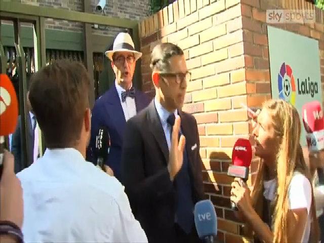 Luật sư của Neymar đến văn phòng La Liga