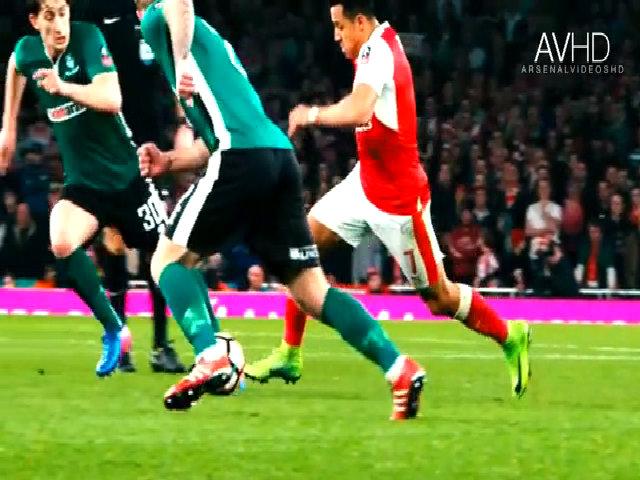 Arsenal - Sanchez