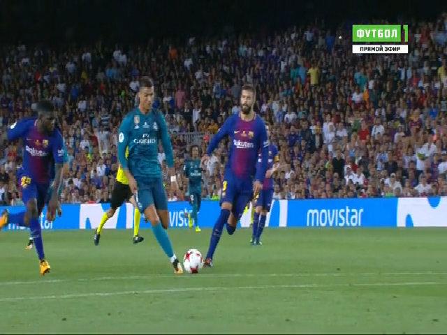 Ronaldo đối mặt với án phạt do đẩy trọng tài