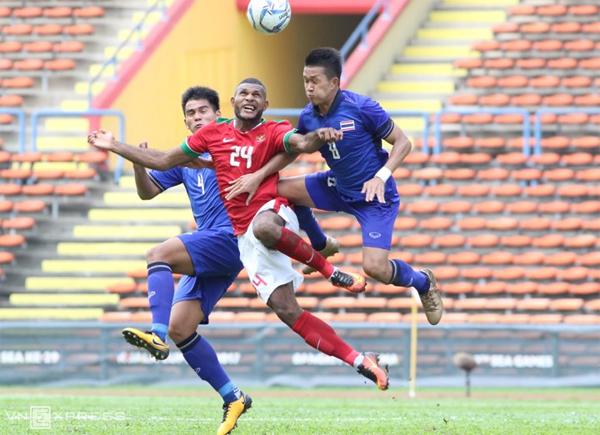 U22 Thái Lan 1-1 U22 Indonesia