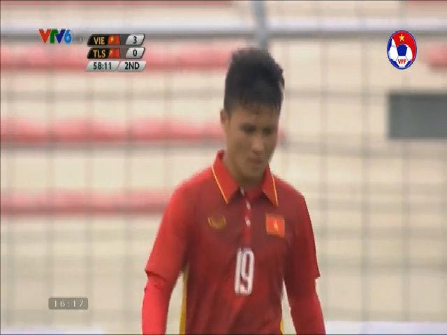 U22 Việt Nam - U22 Timor Leste