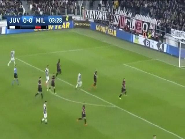 Juventus Milan 2017