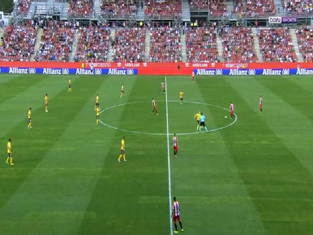 Girona 2-2 Atletico Madrid