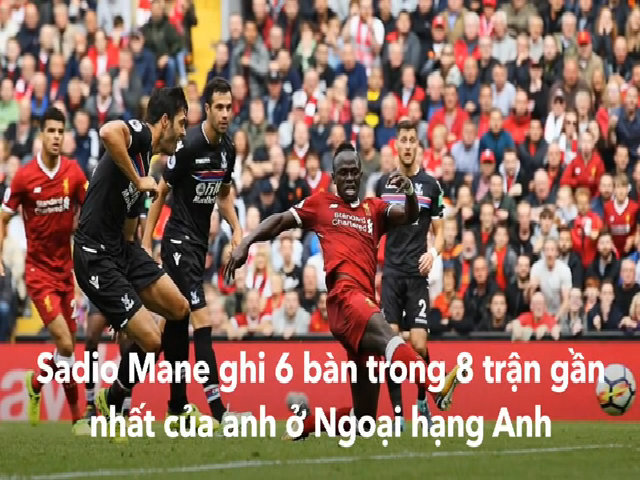 Liverpool 1-0 Crystal Palace