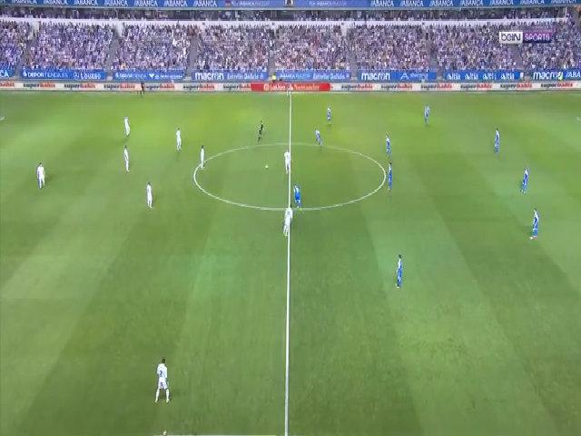 Deportivo 0-3 Real