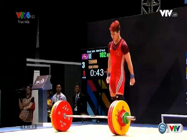Trịnh Văn Vinh phá kỷ lục SEA Games