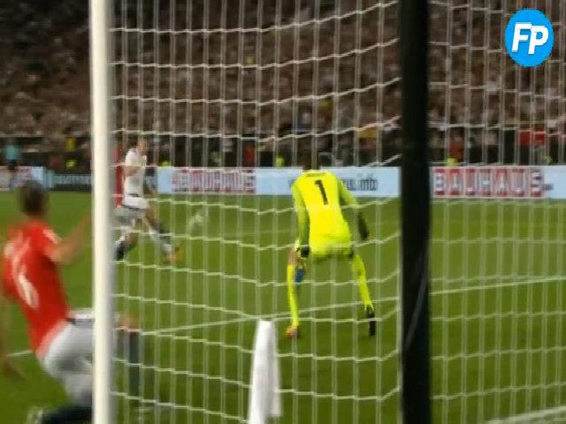 Đức 6-0 Na Uy