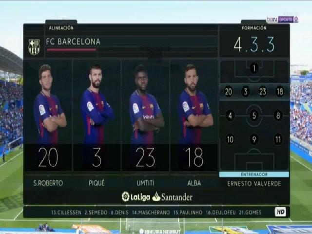 Tân binh Paulinho ghi bàn quyết định, Barca giữ mạch toàn thắng