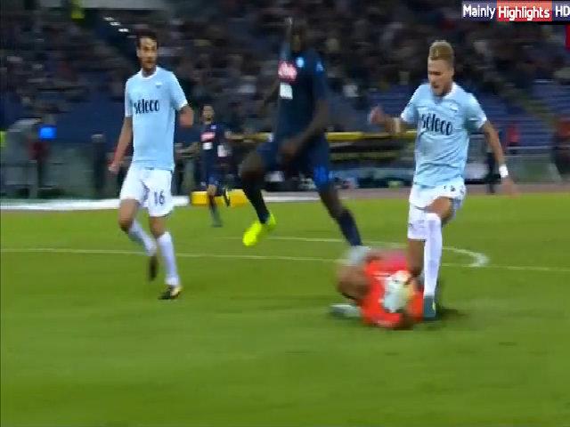Lazio 1-4 Napoli