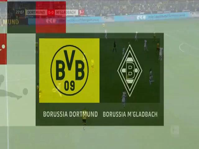 Dortmund 6-1 Monchengladbach