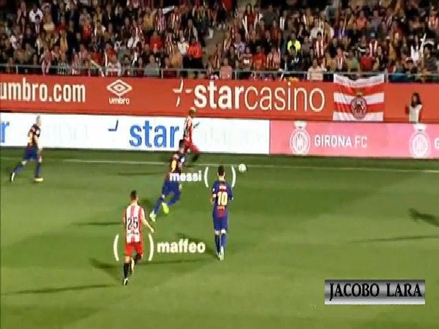 Maffeo: 'Muốn vô hiệu hóa Messi, hãy nghĩ anh ta là người bình thường'
