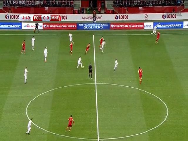 Ba Lan 4-2 Montenegro