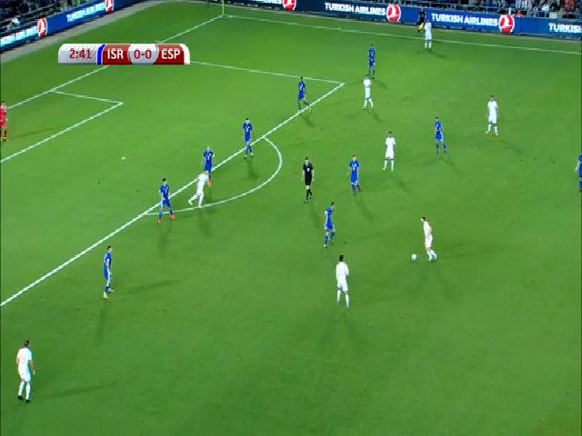 Israel 0-1 Tây Ban Nha
