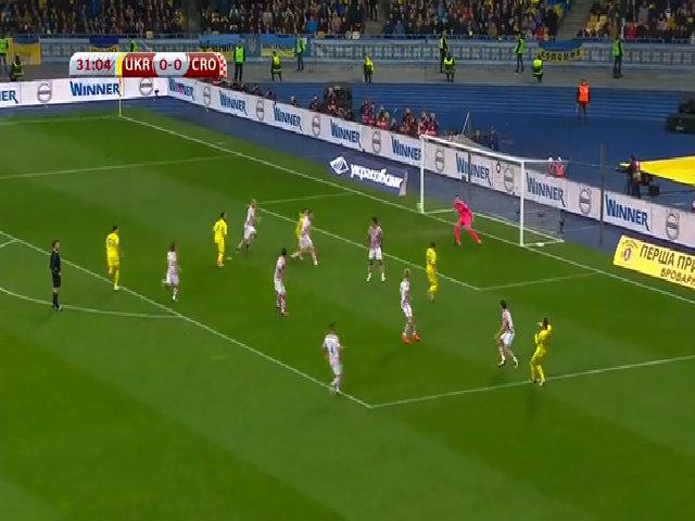 Ukraine 0-2 Croatia