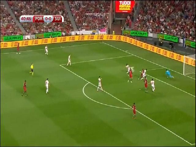 Bồ Đào Nha 2-0Thụy Sĩ