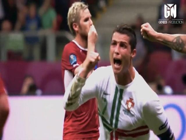 Các bàn Ronaldo đã ghi ở vòng chung kết Euro và World Cup