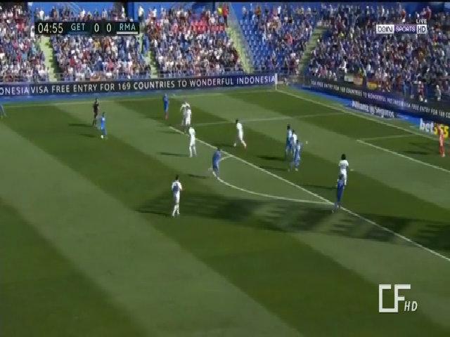Ronaldo giải cơn khát bàn thắng ở La Liga