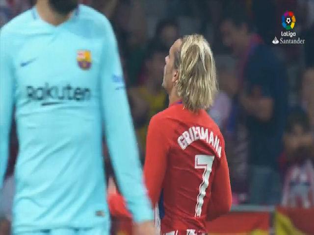 Atlético de Madrid 1-1 Barcelona