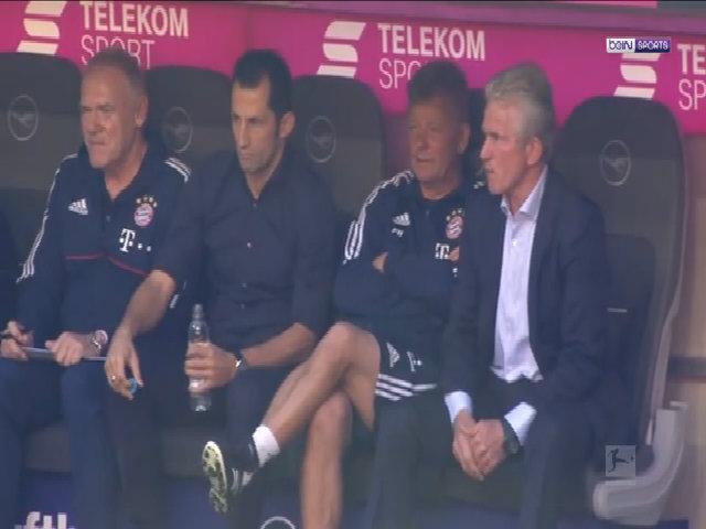 Bayern Munich 5-0 Freiburg