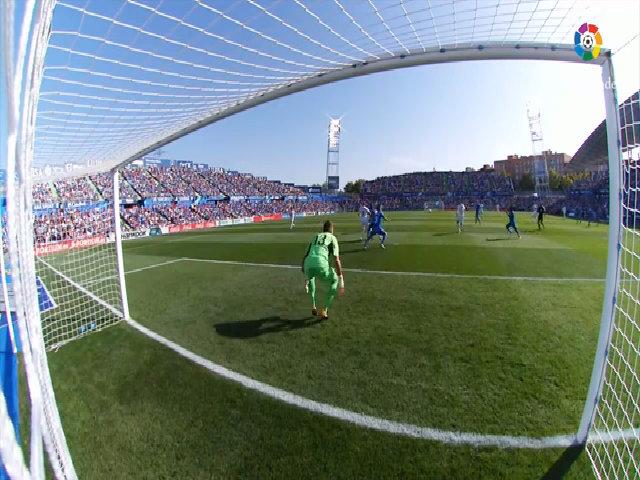 Getafe 1-2 Real Madrid