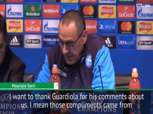 HLV Napoli coi Guardiola tài năng nhất hành tinh
