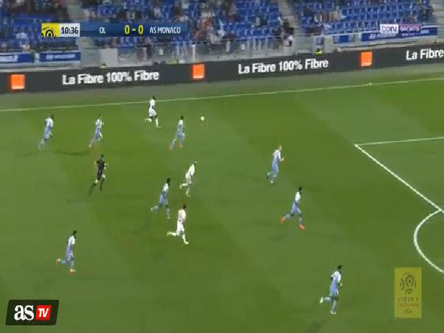 Mariano goals vs Monaco