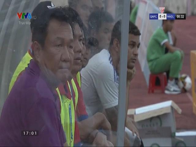 Quảng Nam 1-1 Hoàng Anh Gia Lai