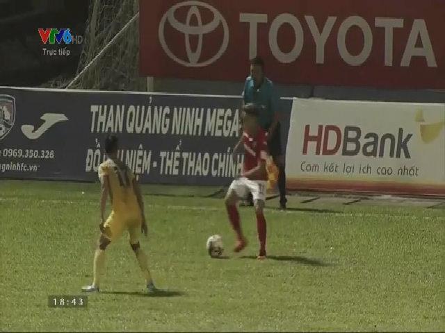 Quảng Ninh 4-3 Thanh Hóa