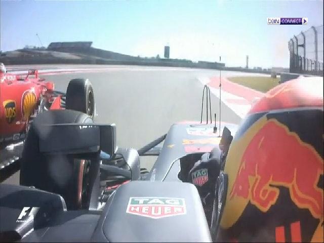 Lewis Hamilton giành chiến thắng ở US Grand Prix