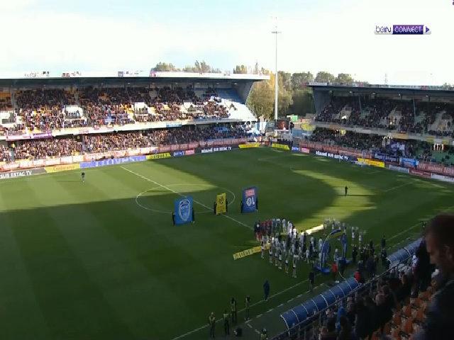 Lyon 5-0 Troyes