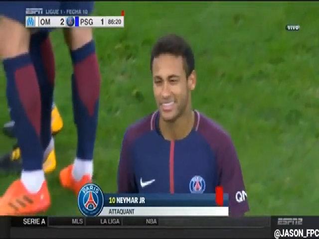 Neymar thẻ đỏ