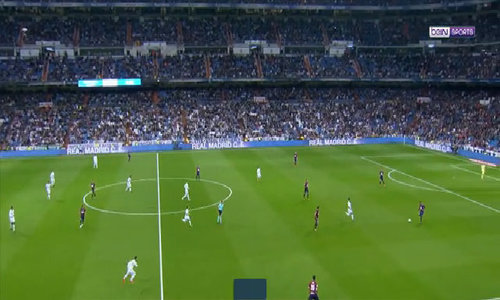 Real Madrid 3-0 Eibar