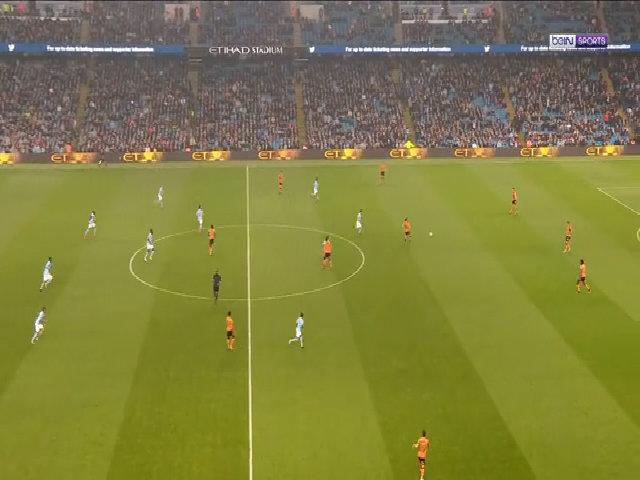 Manchester City 0-0 Wolverhampton Wanderers