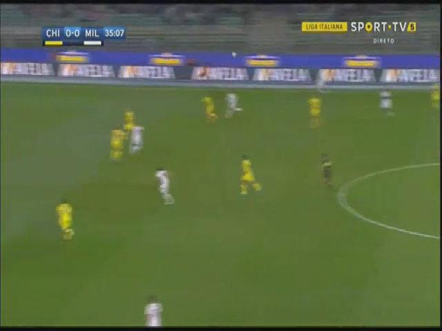 Chievo Verona 1-4 AC Milan