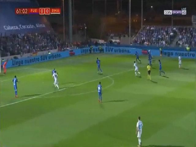 Fuenlabrada 0-2 Real Madrid