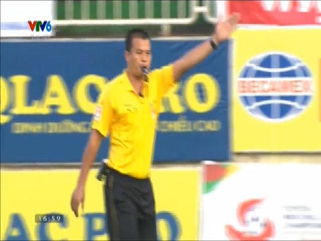 Hoàng Anh Gia Lai 3-2 Hà Nội