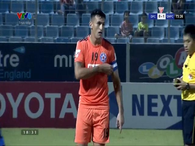 Đà Nẵng 0-2 Quảng Nam