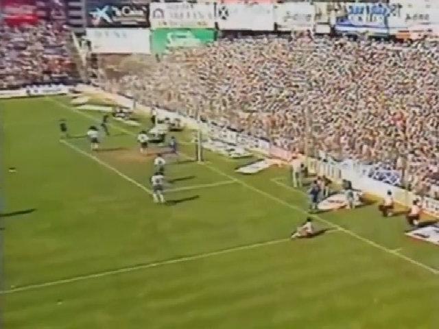 Tenerife 3-2 Real Madrid 1992
